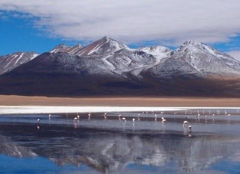 CHILE, BOLIWIA, PERU – CUDA PRZYRODY I TAJEMNICE INKÓW