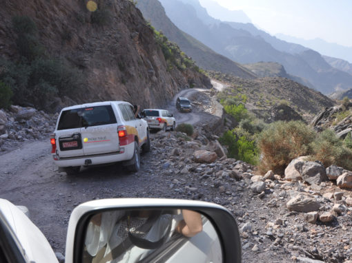 OMAN – 4 X 4 EXPEDITION