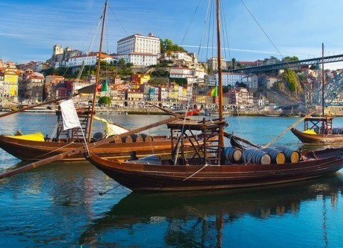 PORTUGALIA – PORTO