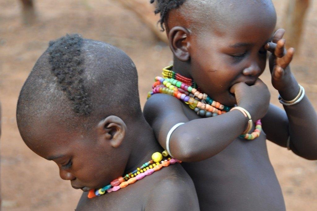 Samotne kobiety z Etiopii